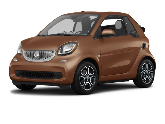 New 2018 Smart Fortwo Electric Drive Convertible San Francisco Bay