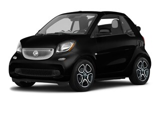 2018 smart Fortwo Electric Drive Passion Convertible