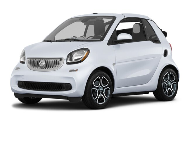 New 2018 smart fortwo electric drive Convertible in Scarborough, ME