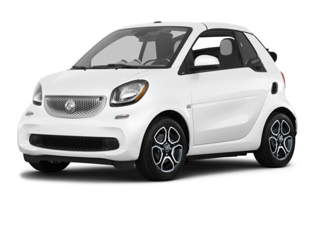 New 2018 smart fortwo electric drive prime Convertible in Boston
