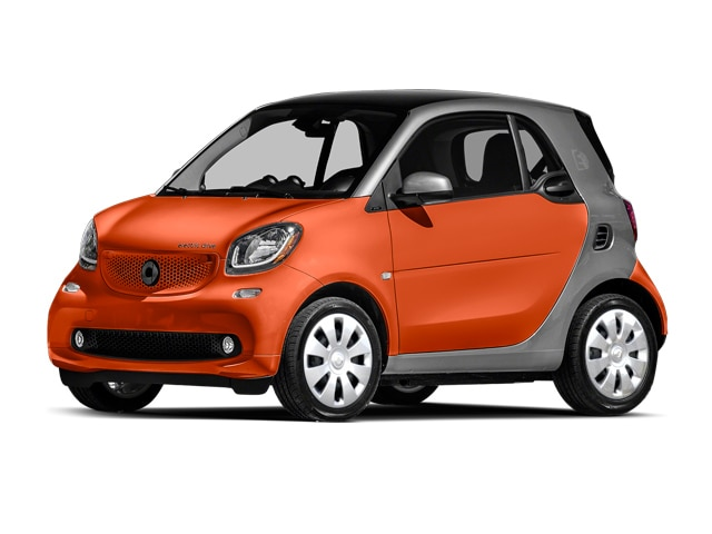 2018 Smart Fortwo Electric Drive Coupe Digital Showroom New