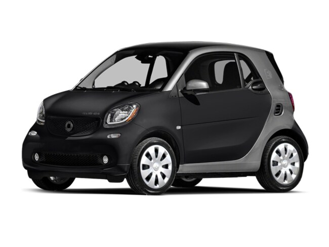 2018 smart fortwo electric drive Pure Coupe