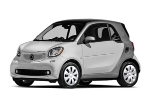 2018 smart fortwo electric drive SMARTCE Coupe