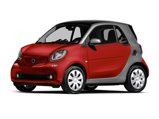2018 smart fortwo electric drive pure Car