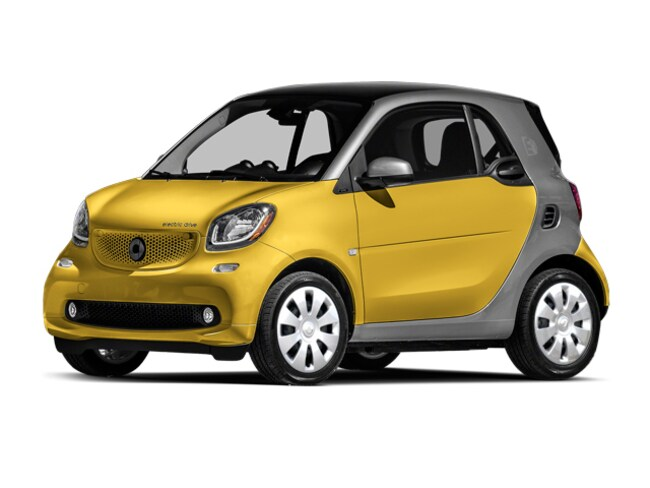 New 2018 smart fortwo electric drive Coupe in Scarborough, ME
