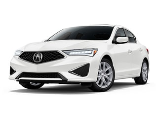 2019 Acura ILX Sedan Platinum White Pearl