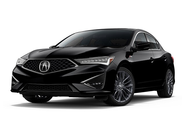 2019 Acura ILX A-Spec Packages Sedan