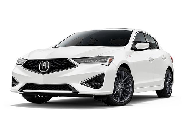 New 2019 Acura ILX Premium & A-SPEC Packages Sedan Platinum