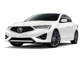 2019 Acura ILX with Premium and A-Spec Packages Sedan
