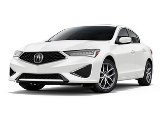 2019 Acura ILX with Premium Package Sedan