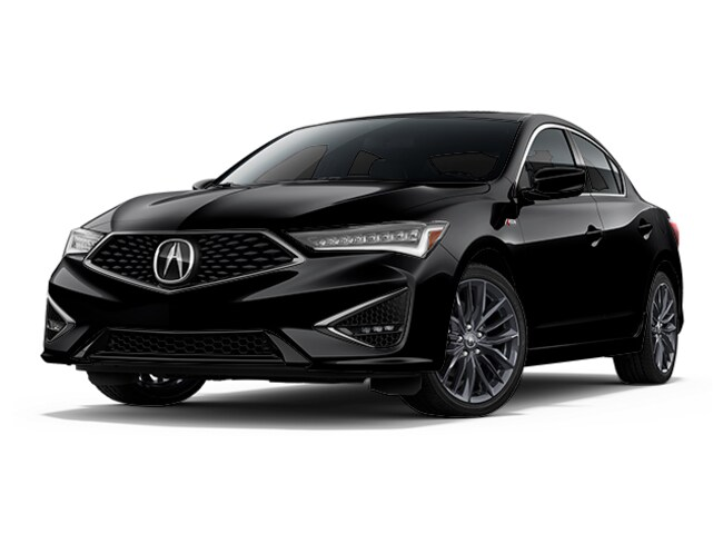 New 2019 Acura ILX with Technology and A-Spec Package Sedan serving Los Angeles
