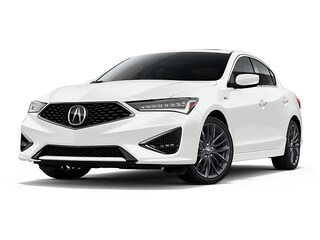 2019 Acura ILX with Technology and A-Spec Package Sedan w/Technology and A-SPEC Package