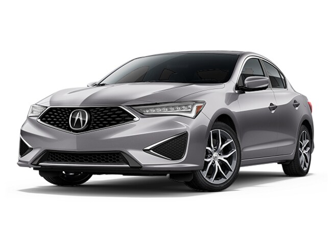 New 2019 Acura ILX with Technology Sedan Tustin