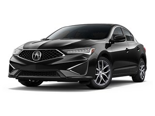 2019 Acura ILX with Technology Package Sedan