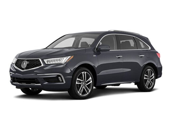 New 2019 Acura MDX Sport Hybrid SH-AWD with Advance Package SUV for sale in Hoover, AL