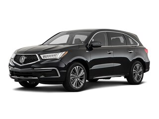 New 2019 Acura MDX Sport Hybrid 3.0L w/Technology Package SUV 40732-18 in Ellicott City, MD