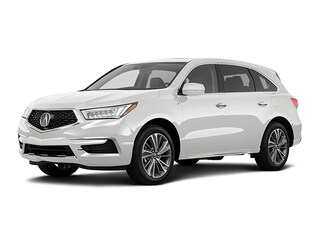 New 2019 Acura MDX Sport Hybrid 3.0L w/Technology Package SUV
