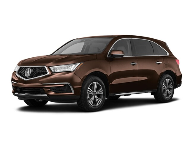 New 2019 Acura MDX Base SUV Honolulu