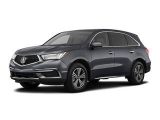 New 2019 Acura MDX Base SUV 13111 in Stockton, CA