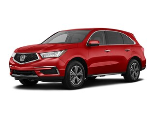 New 2019 Acura MDX Base SUV for sale in Little Rock