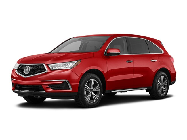 New 2019 Acura MDX SUV Honolulu