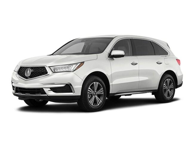 New 2019 Acura MDX Base SUV Glendale