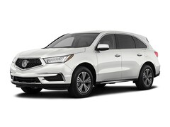 New 2019 Acura MDX Base SUV Tustin, CA