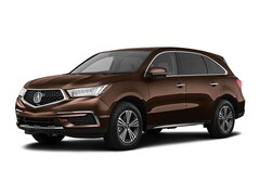 New 2019 Acura MDX SH-AWD SUV Buffalo