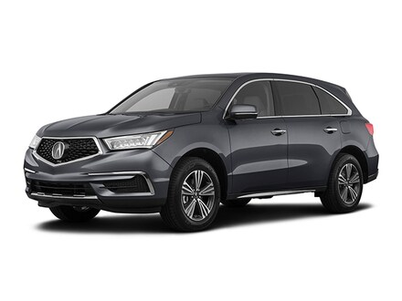 Featured Used 2019 Acura MDX 3.5L SUV for Sale near Baltimore