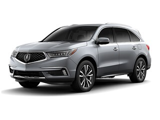 New 2019 Acura MDX 3.5L Advance & Entertainment Pkgs SUV A90202 in Ellicott City, MD