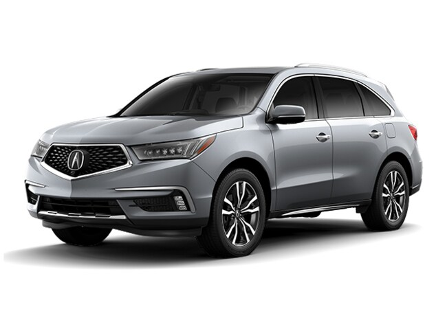 New 2019 Acura MDX SH-AWD with Advance and Entertainment Packages SUV in West Chester PA