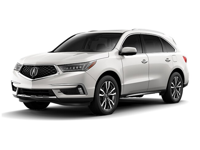 2019 Acura MDX SH-AWD with Advance and Entertainment Packages SUV