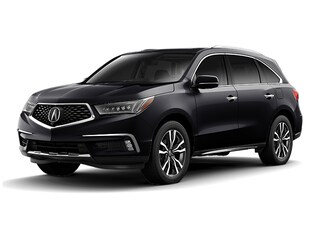 New 2019 Acura MDX ADVANCE 7P ENT SUV 5J8YD3H92KL000788 Cerritos