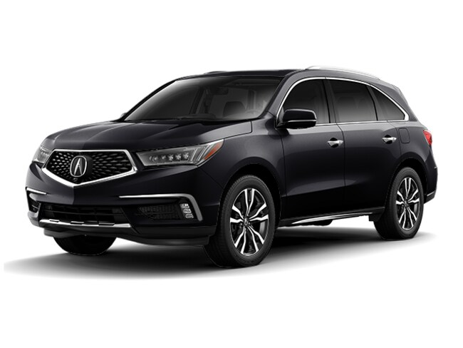2019 Acura MDX with Advance and Entertainment Packages SUV
