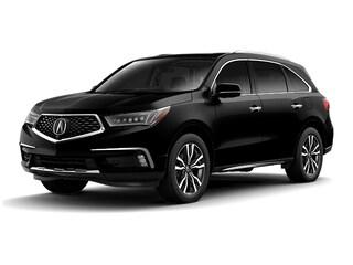 New 2019 Acura MDX with Advance and Entertainment Packages SUV Honolulu, HI