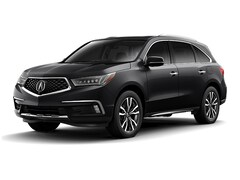 New 2019 Acura MDX ADVANCE 7P ENT SUV Pembroke Pines, Florida