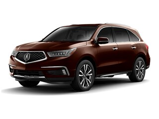 New 2019 Acura MDX ADVANCE 6P SUV Tustin, CA