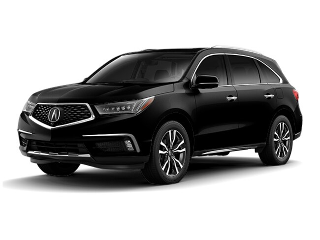 New 2019 Acura MDX with Advance Package SUV for sale near Playa Vista