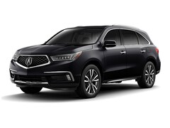 New 2019 Acura MDX SH-AWD with Advance Package SUV Buffalo