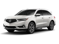 New 2019 Acura MDX SH-AWD with Advance Package SUV in Little Rock AR