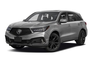 New 2019 Acura MDX SH-AWD with A-Spec Package SUV 5J8YD4H03KL017977 Hoover, AL
