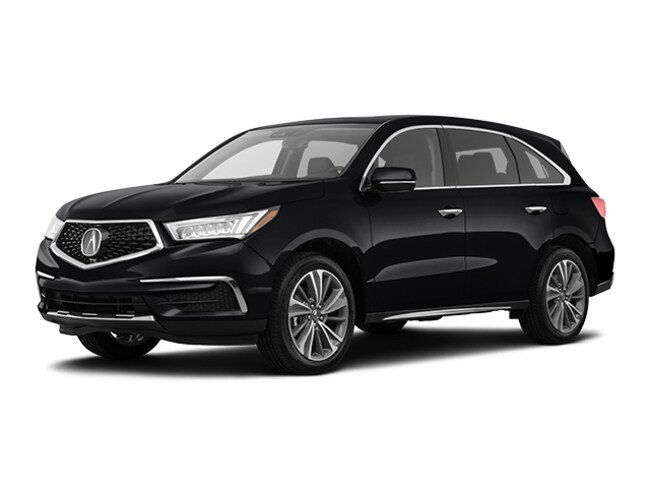 New 2019 Acura MDX SH-AWD with Technology and Entertainment Packages SUV Tustin