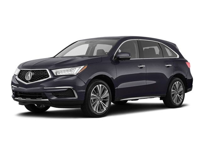 New 2019 Acura MDX with Technology and Entertainment Packages SUV Honolulu