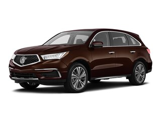 New 2019 Acura MDX with Technology Package SUV Macon, GA