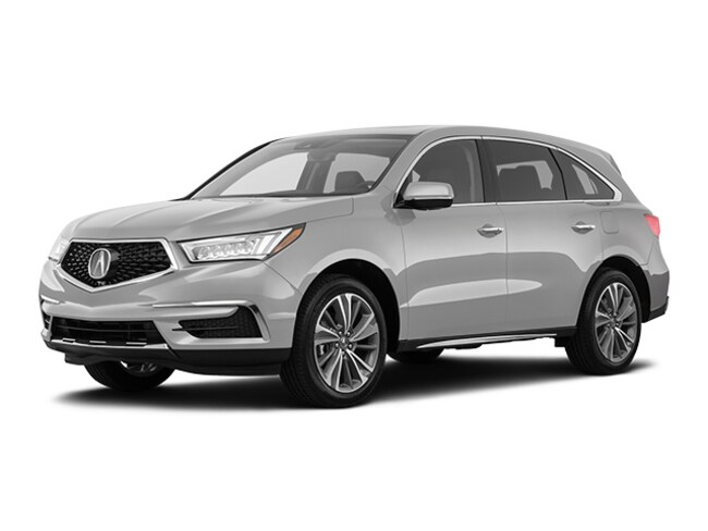 New Acura MDX With Technology Package SUV For SaleLease - Acura suv lease