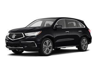New 2019 Acura MDX with Technology Package SUV Temecula, CA