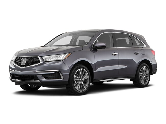 New 2019 Acura MDX with Technology Package SUV for sale near Playa Vista