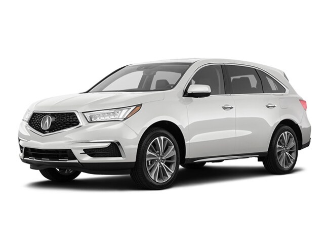 New Acura 2019 Acura MDX with Technology Package SUV for sale near you in Indianapolis, IN