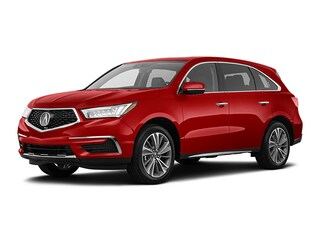 New 2019 Acura MDX SH-AWD with Technology Package SUV 5J8YD4H50KL009055 in Greenwich, CT