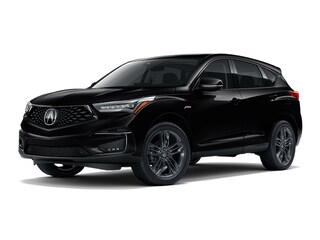 New 2019 Acura RDX SH-AWD with A-Spec Package SUV Temecula, CA